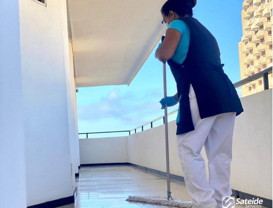 limpieza de suelos con mopa - Consejos de limpieza
